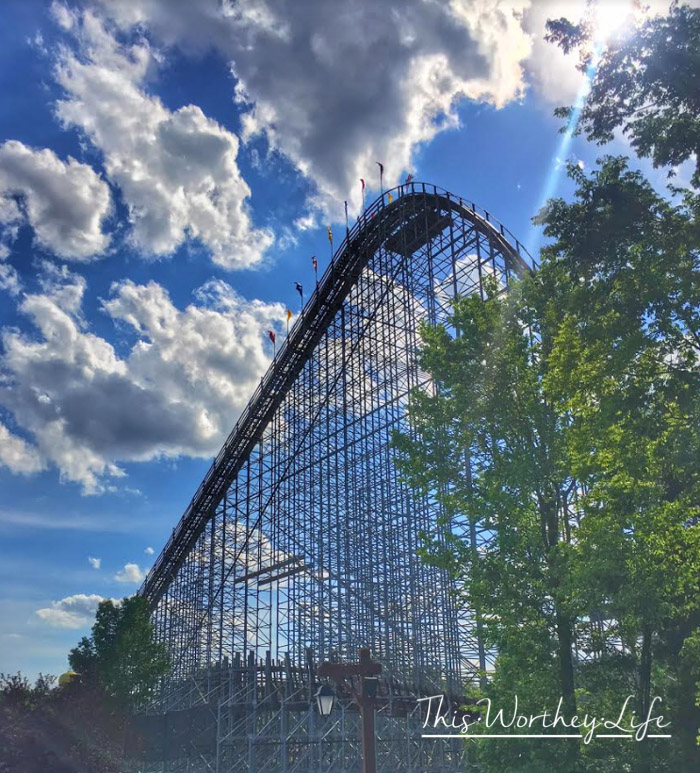 Best Theme Park in the MidWest