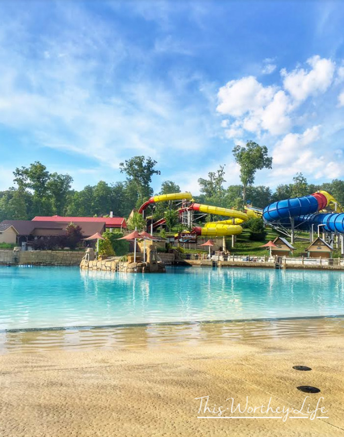 Best Waterpark in the Midwest for families