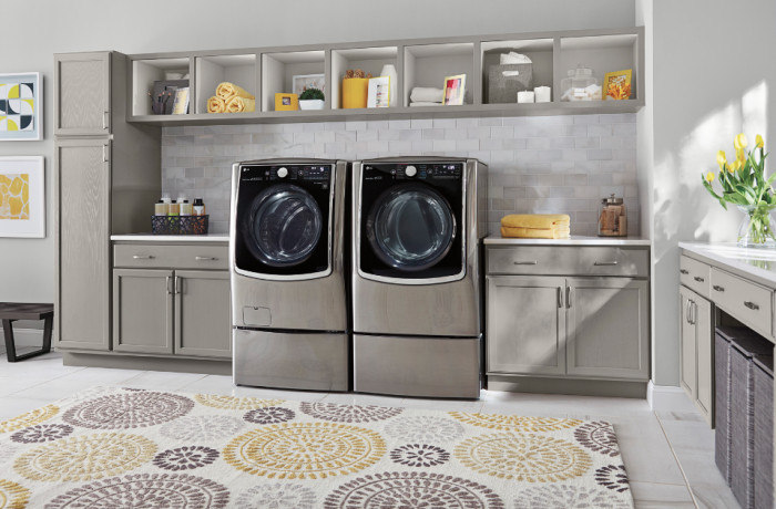 Laundry Bucket List: LG Front Load Washer