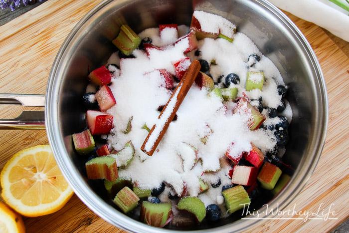 Easy frozen treats