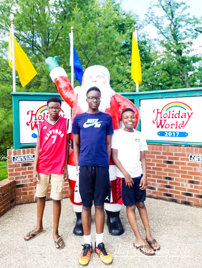 Holiday World- Midwest Amusement Park