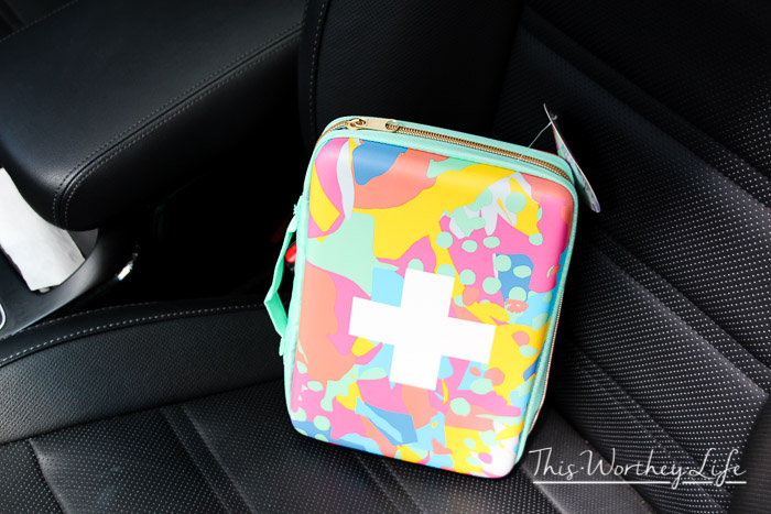 Create a DIY Travel First Aid Kit with FREE printable checklist