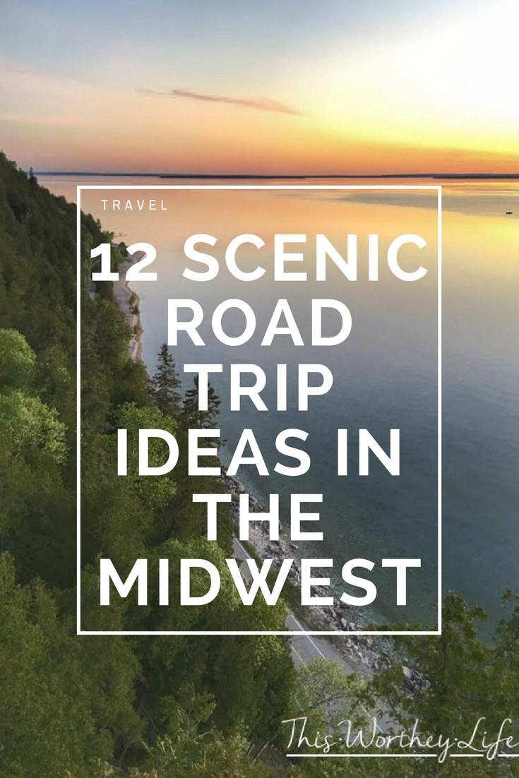12 Scenic Fall Road Trip Ideas In The Midwest