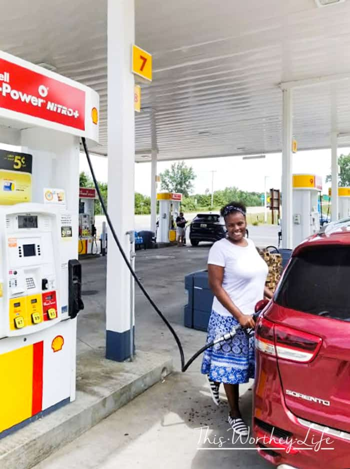 How the Shell Fuel Rewards Program Pays You