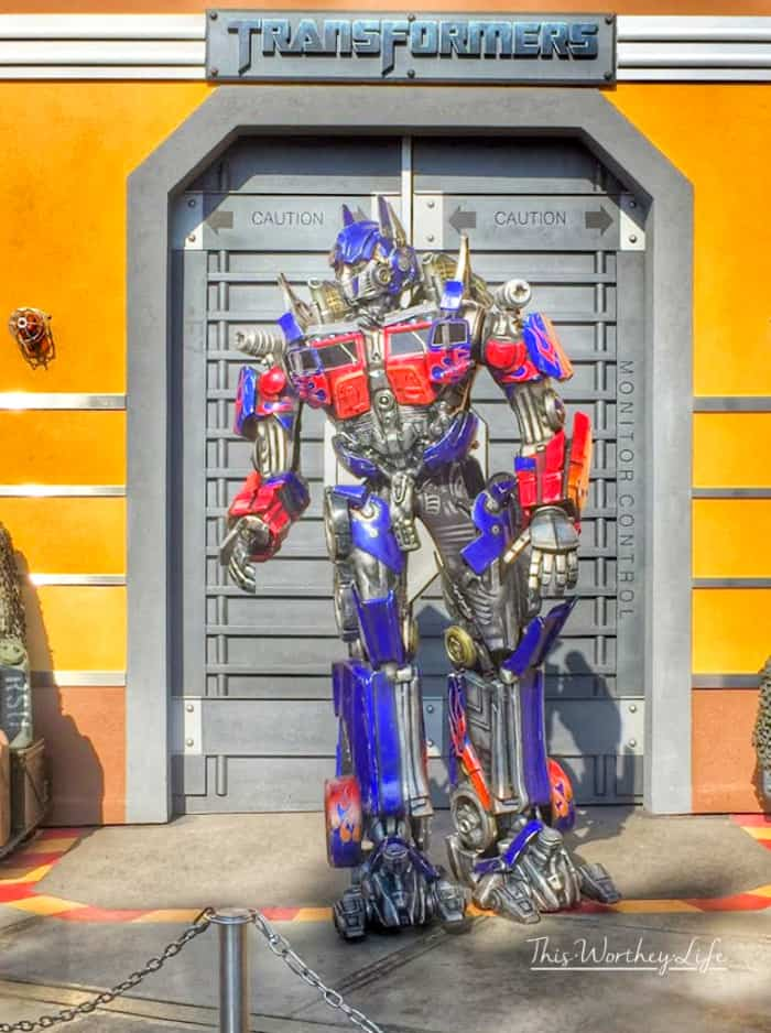 best things to do at Universal Studios Hollywood