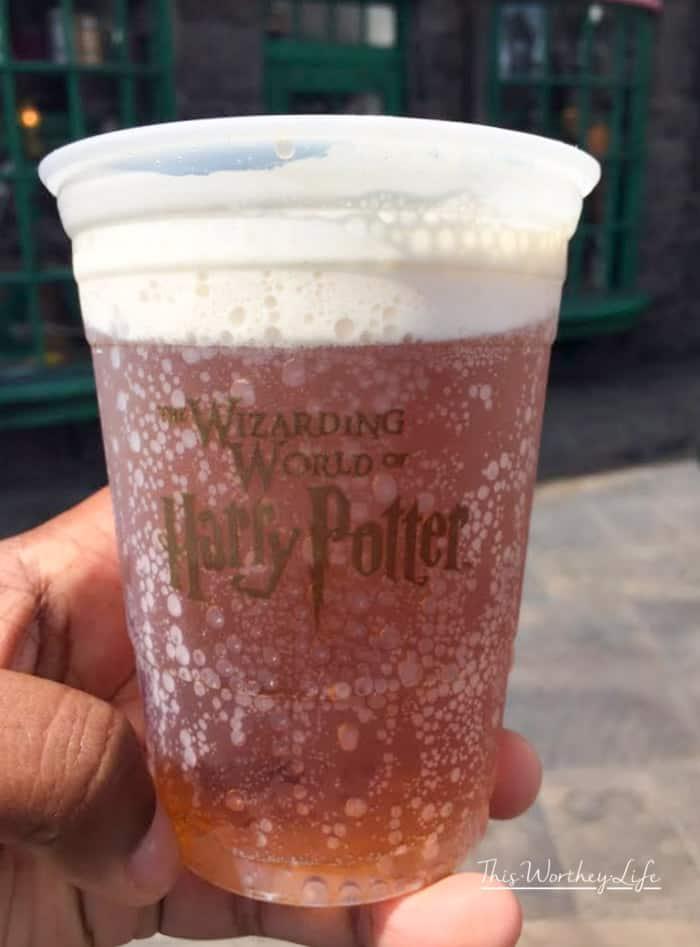Best Butterbeer- Wizarding World of Harry Potter
