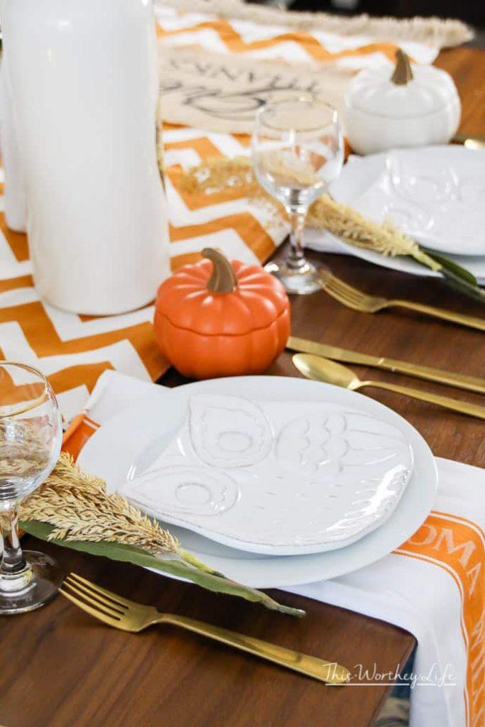 Fall Harvest Party Idea
