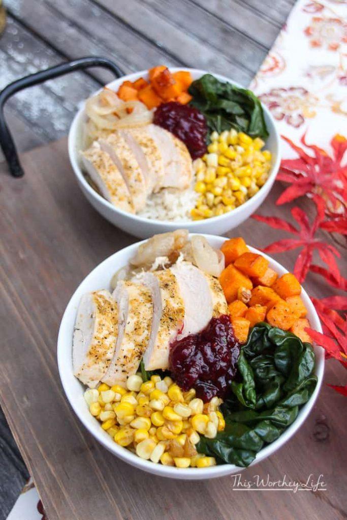 The Best Harvest Buddha Bowl