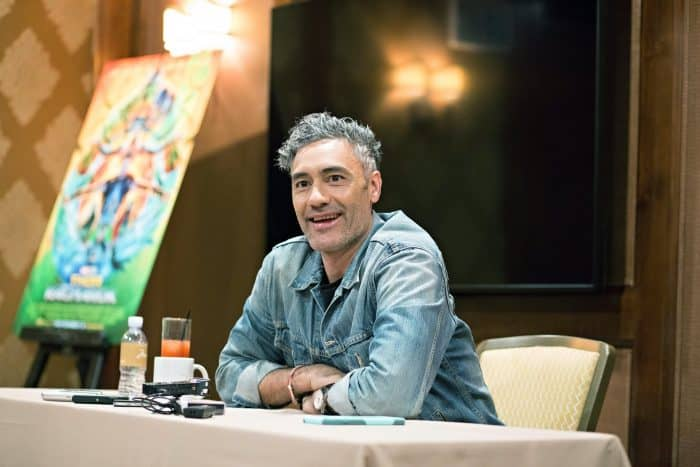 Exclusive Interview with Taika Waititi
