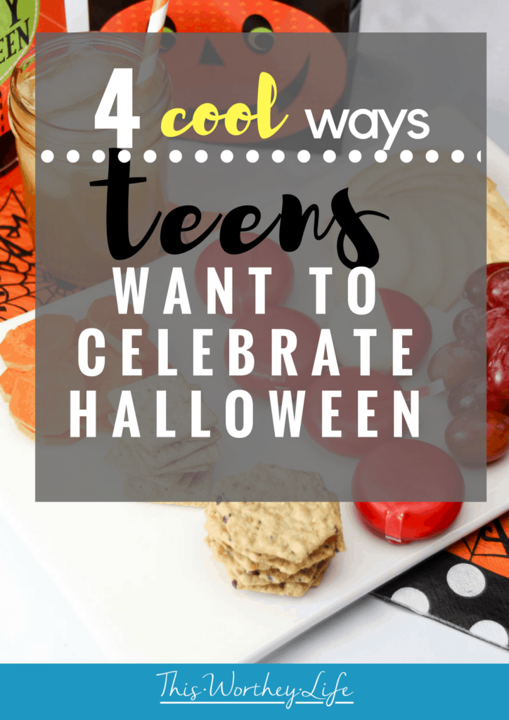 Involve teens into celebrating Halloween with our tips. Read 4 ways teens want to celebrate Halloween this year, and how to get them involved!