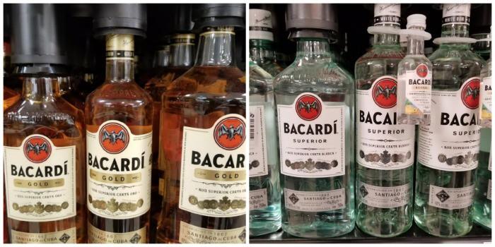 Barcadi Drink Idea