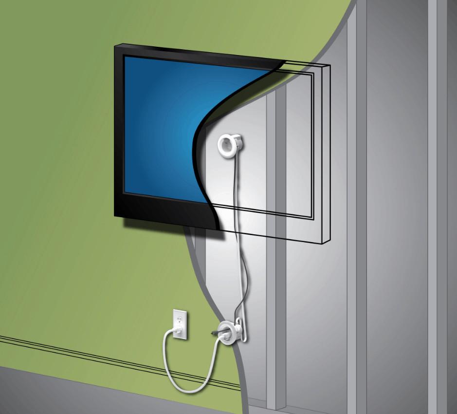 Best Way To Hide TV Cords
