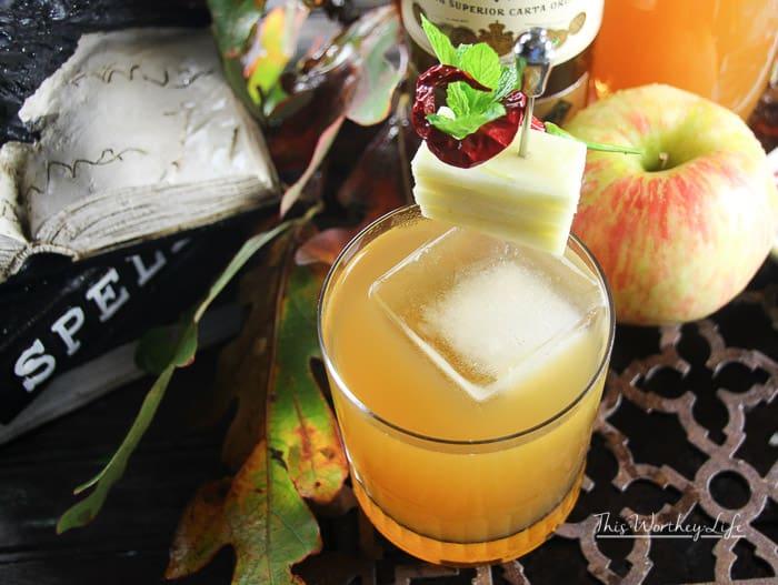 Spicy Rum Apple Cider