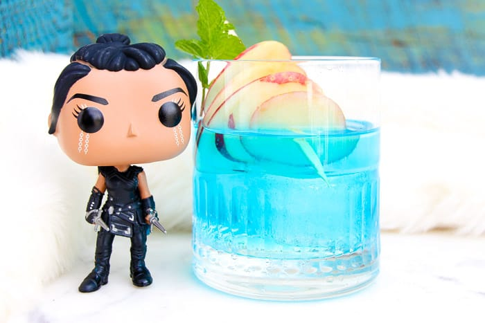 Thor Ragnarok | The Valkyrie Cocktail