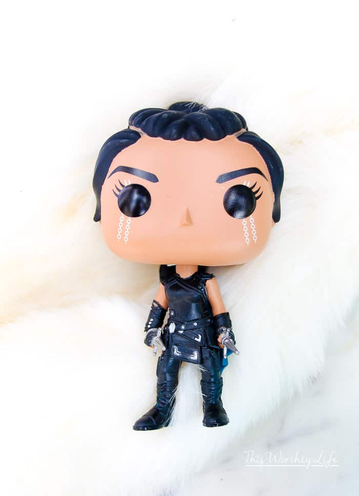 The Valkyrie Cocktail-Pop! Marvel: Thor Ragnarok - Valkyrie Scavenger Suit