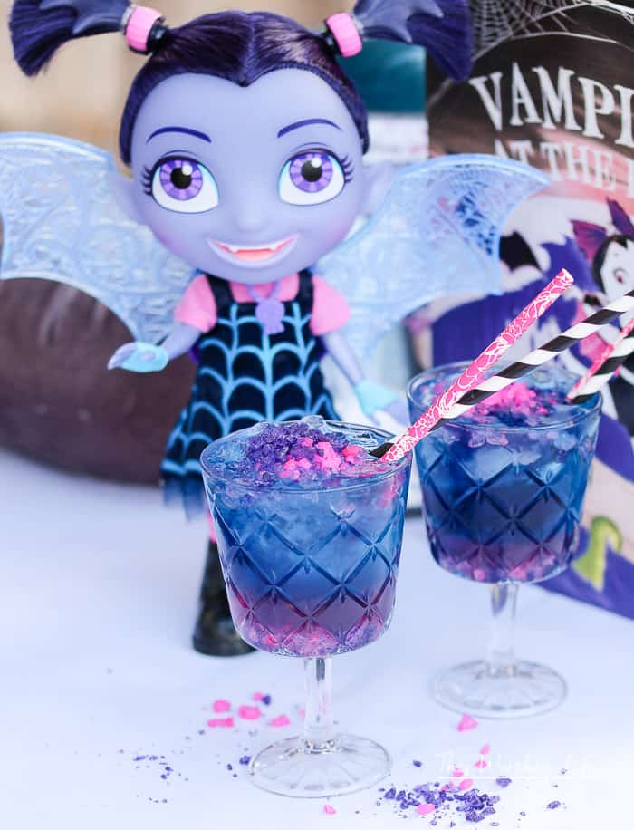 The Vampirina Kid Drink