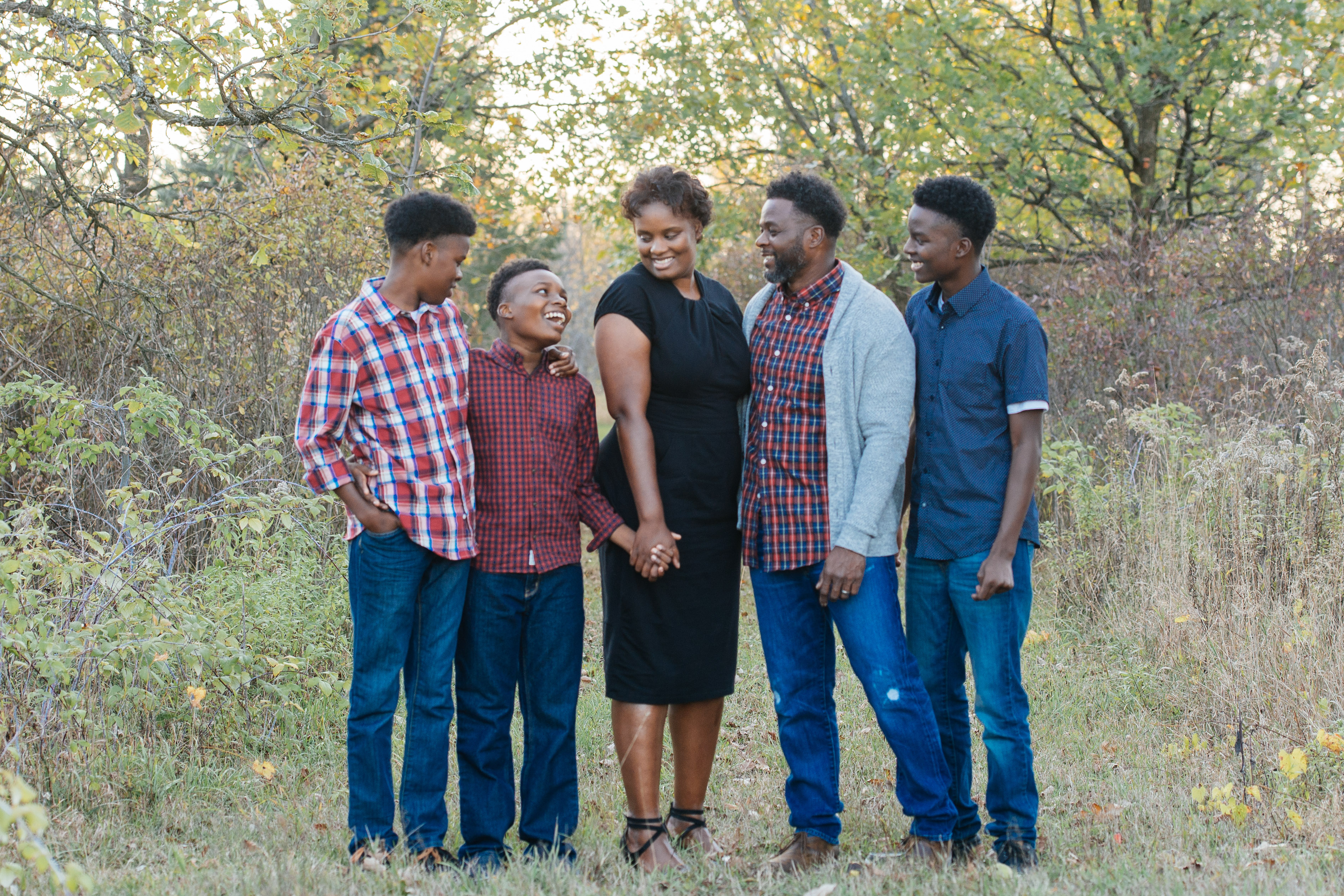 Worthey Family Photos