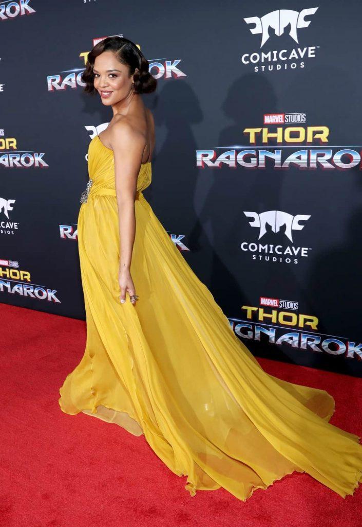 Tessa Thompson | Thor Ragnarok Movie