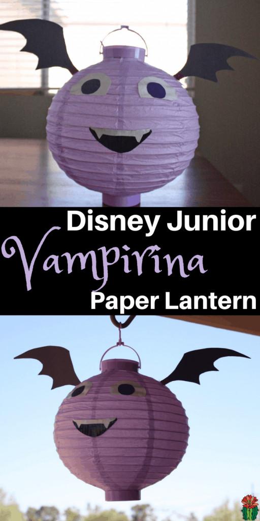 Vampirina-Paper-Lantern-Craft