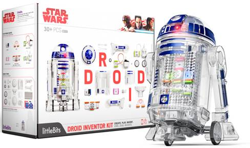 littleBits DROID™ INVENTOR KIT