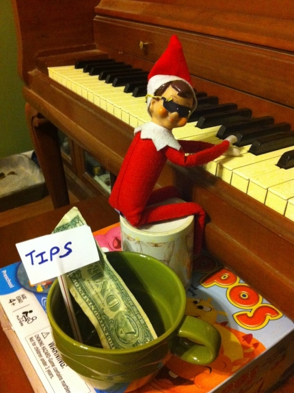 Elf on the Shelf Budget Tips