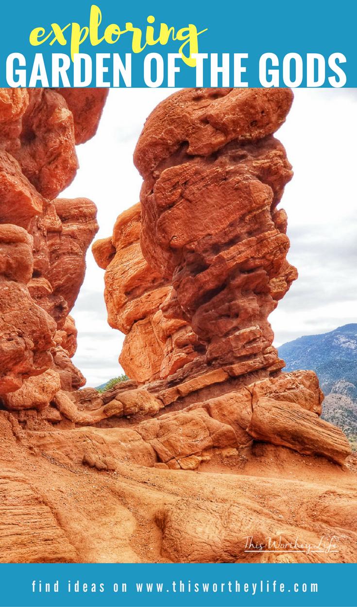 Come explore the Garden of Gardens, located in Colorado Springs, Colorado through our photos and taking the scenic route in the 2018Mazda CX-9.