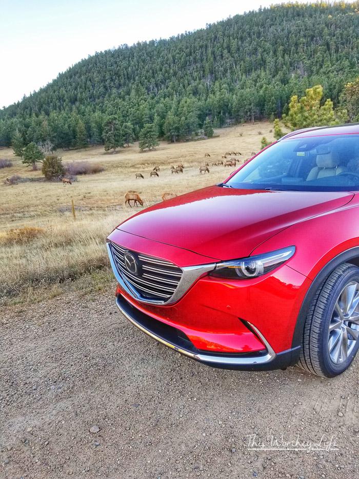 Mazda CX-9 2018 review