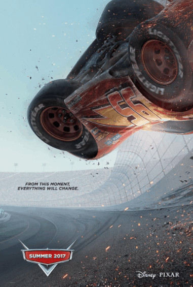 Cars 3 DVD and bonus features