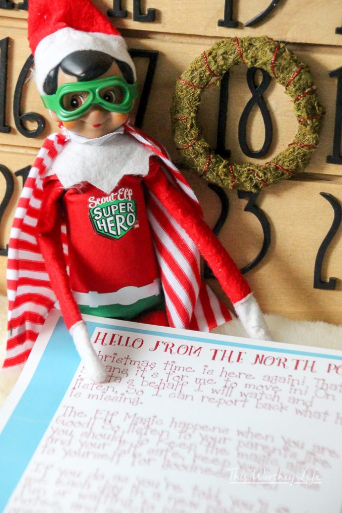 The Elf On The Shelf: Introduction Of Elfie