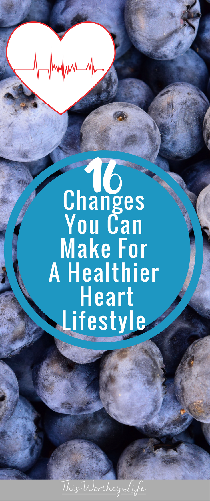 Heart disease runs in my family faster than a speeding bullet. With my heart at-risk, there are many lifestyle changes I've had to make for a healthier heart. I'm sharing changes you can make for a healthier heart lifestyle- because, at the end of the day, your heart depends on it! #AD
