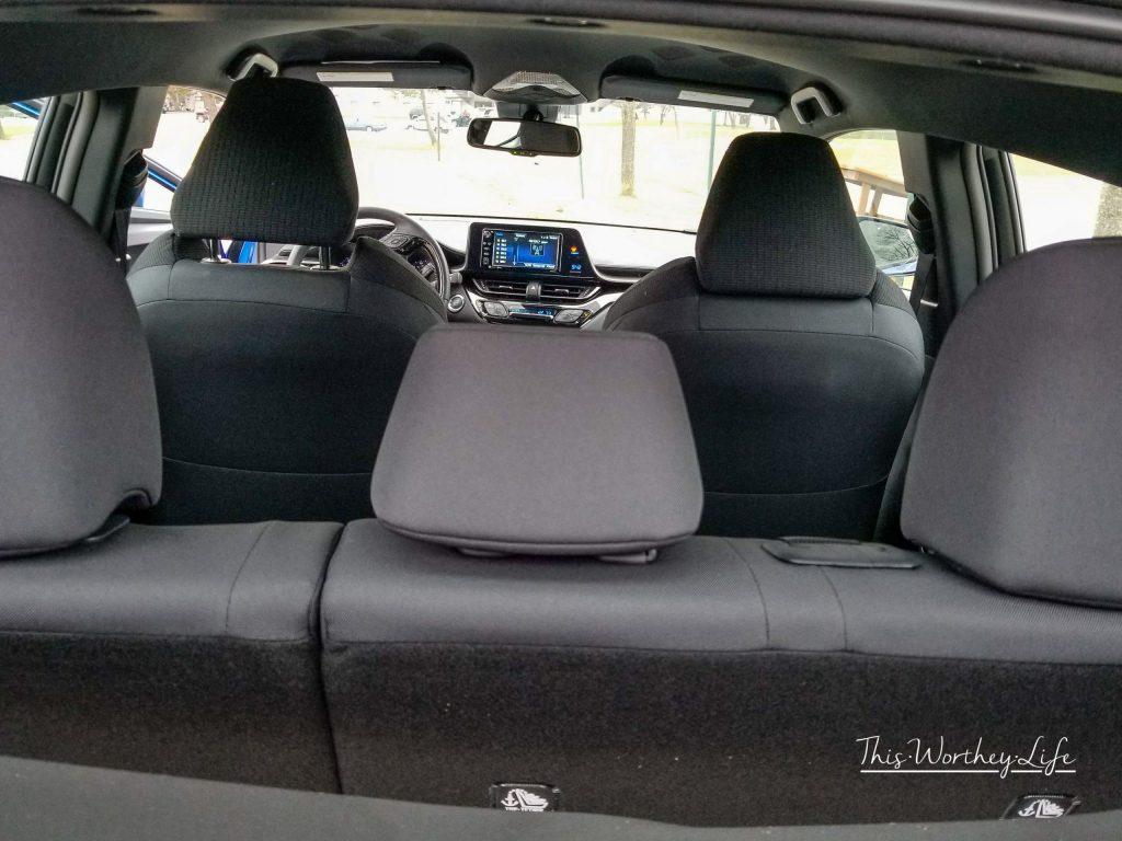 2018 Toyota C-HR XLE Premium Review