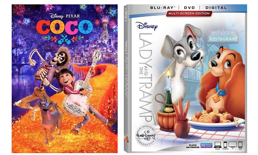Lady and the Tramp + COCO
