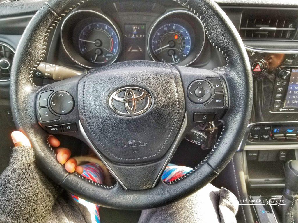 Review of the 2017 Toyota Corolla iM 5-door Hatchback