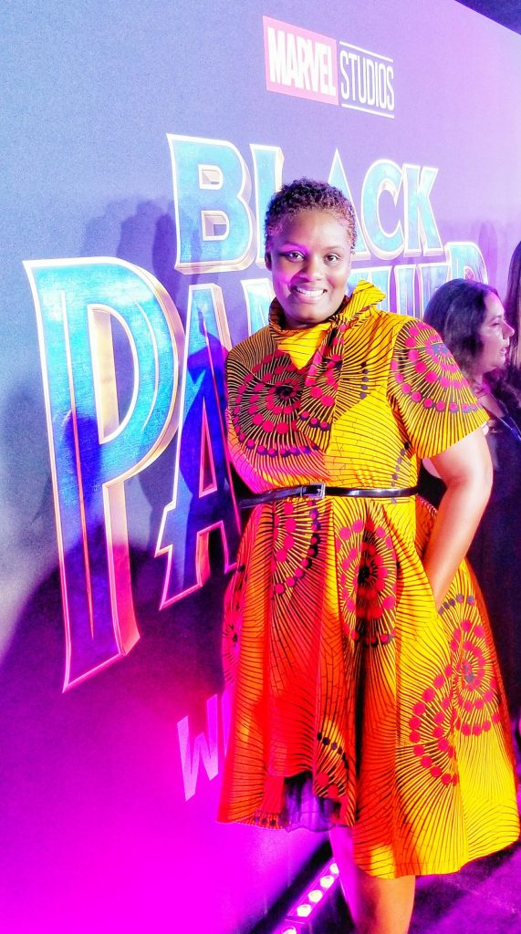 Black Panther Red Carpet Experience