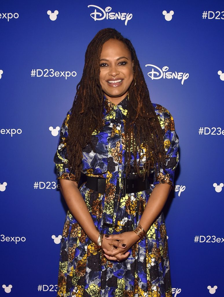 Meeting Ava DuVernay