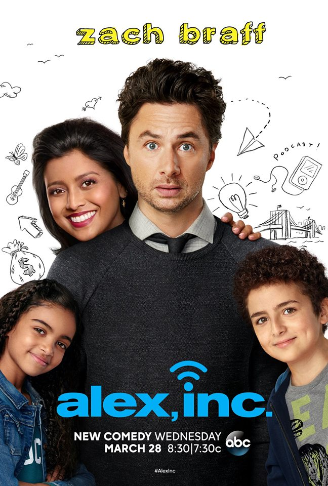 Alex Inc ABC TV Show