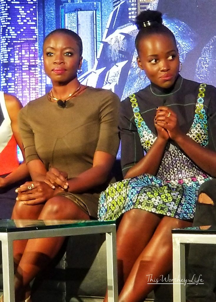 Black Panther Movie Press Conference