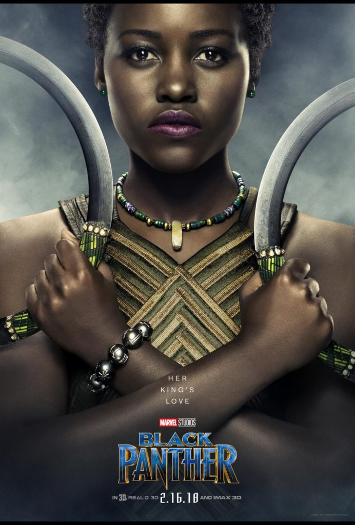 Women of Black Panther- Lupita