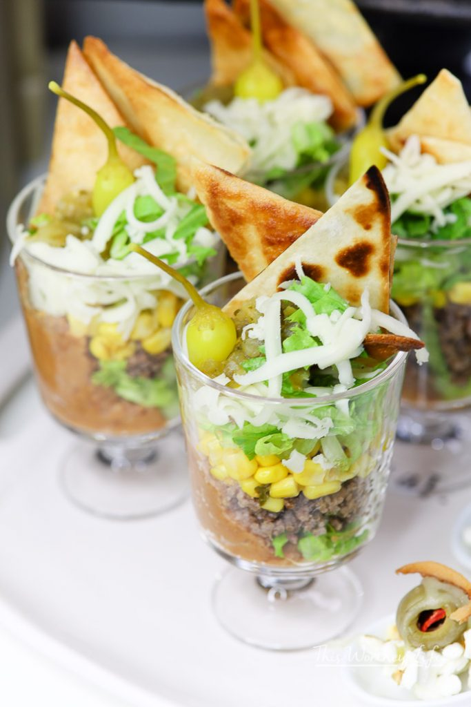The Best Savory Taco Salad