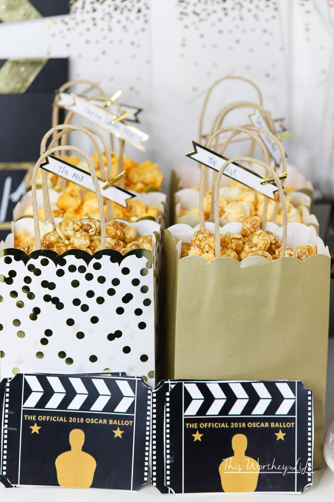 Gold Oscar Party Idea Easy Ways To