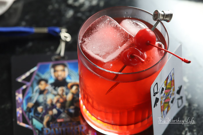 The Best Black Panther Cocktail