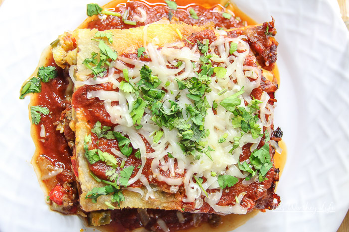 The Best Lasagna