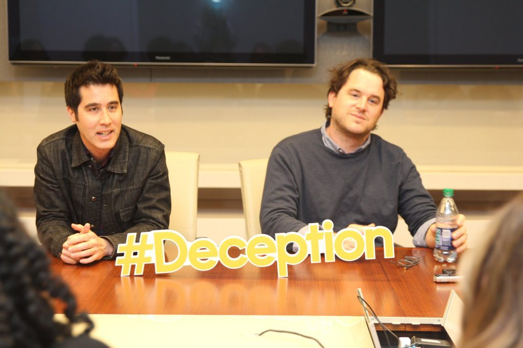 ABC's new T.V. Show Deception