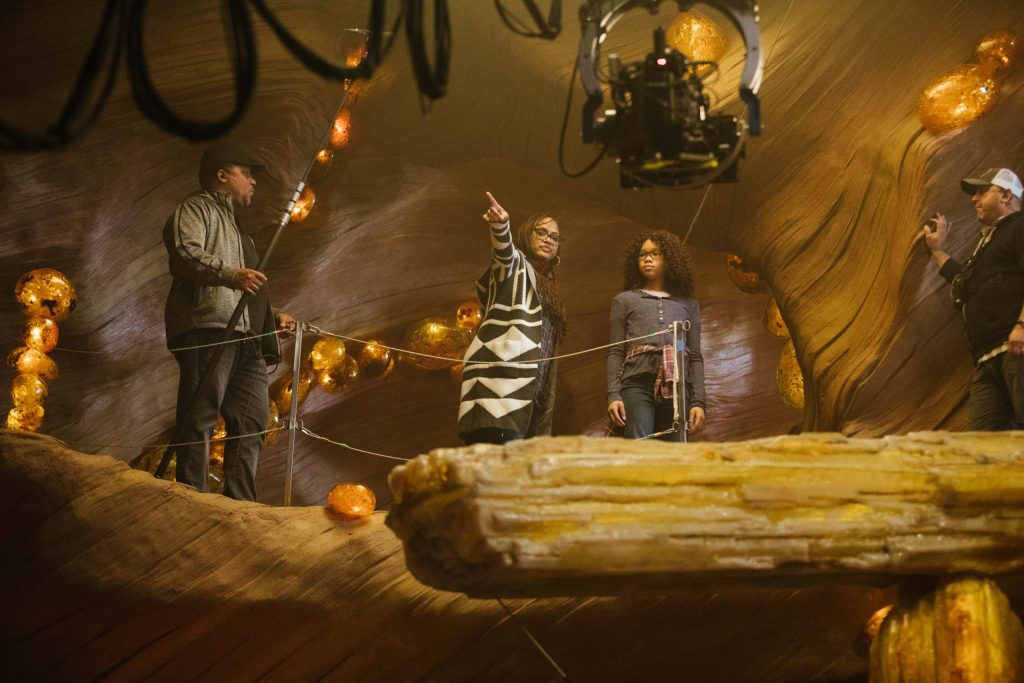 A Wrinkle In Time Storm Reid as Meg Murray