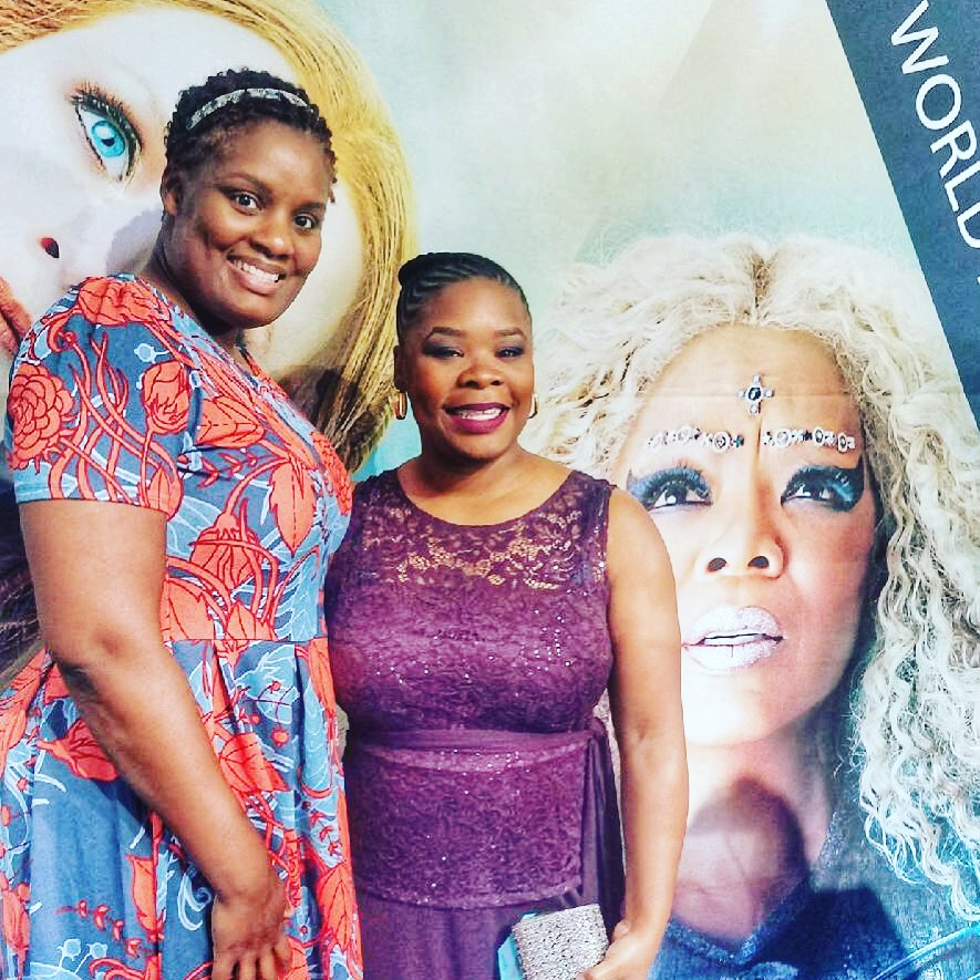 A Wrinkle In Time Blue Carpet Experience + Who I Saw At The Disney Party