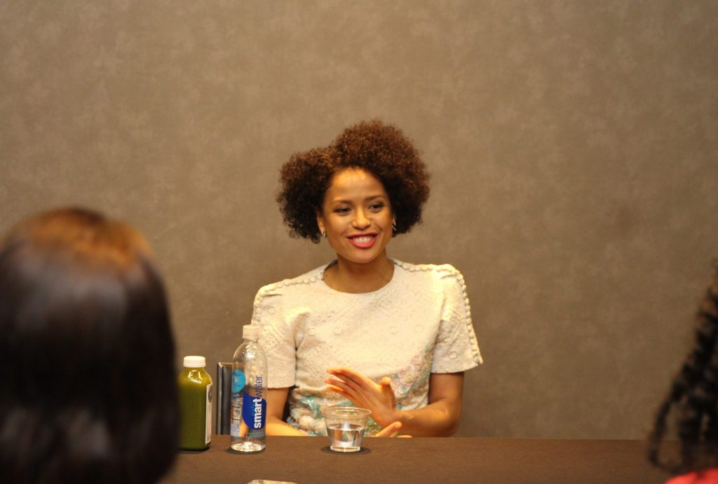 Interview with Gugu Mbatha-Raw