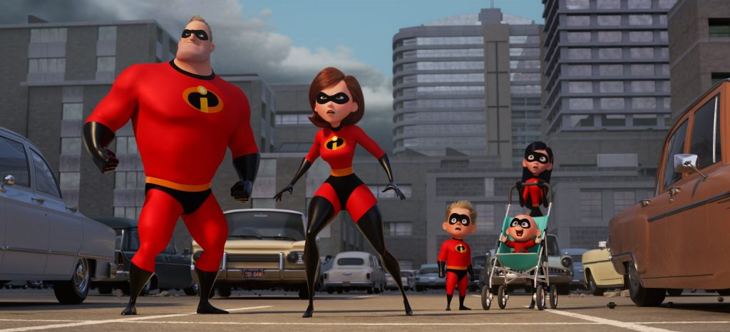 When does Incredibles 2 Come Out