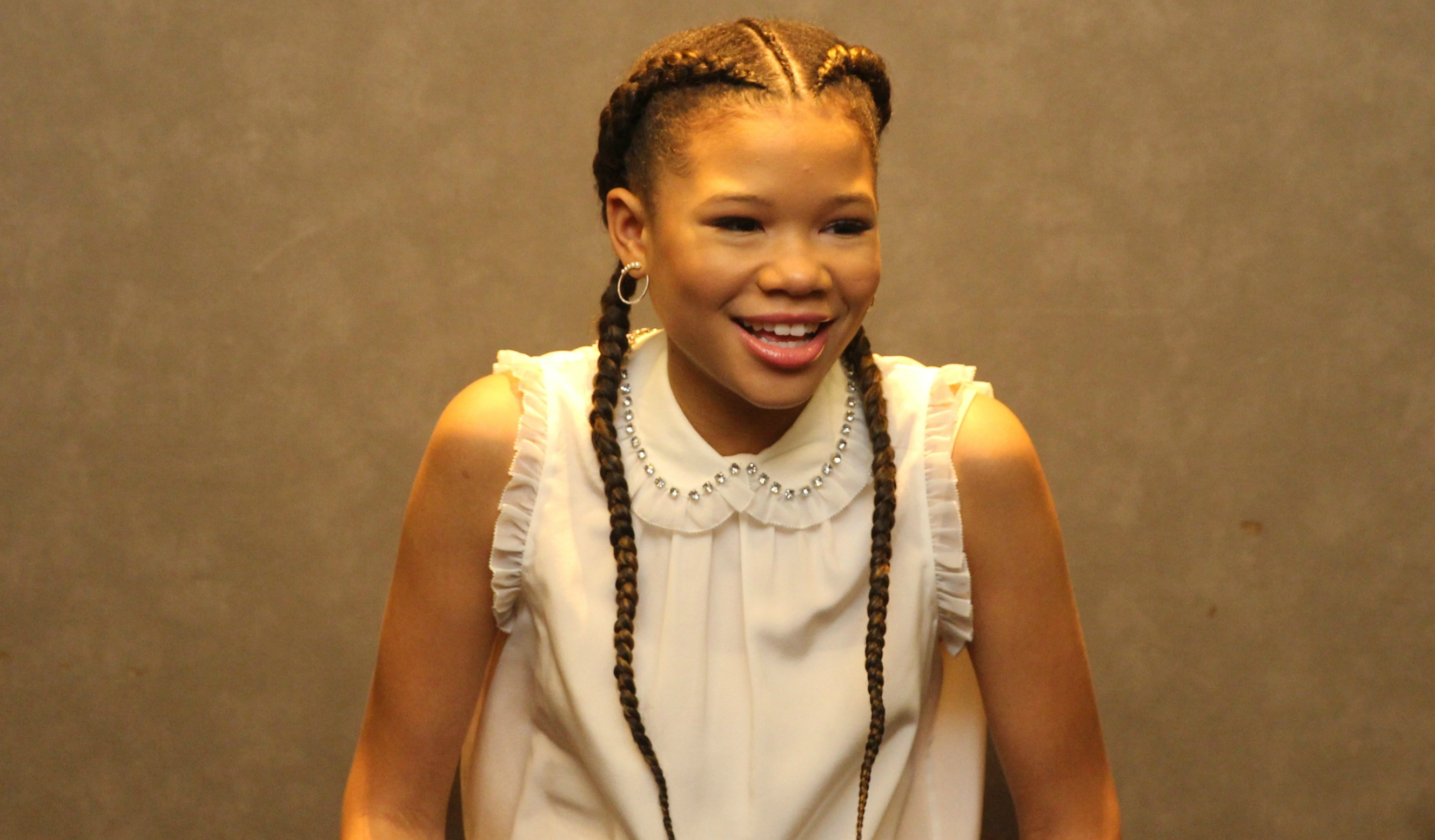 Interviewing Storm Reid A Wrinkle In Time