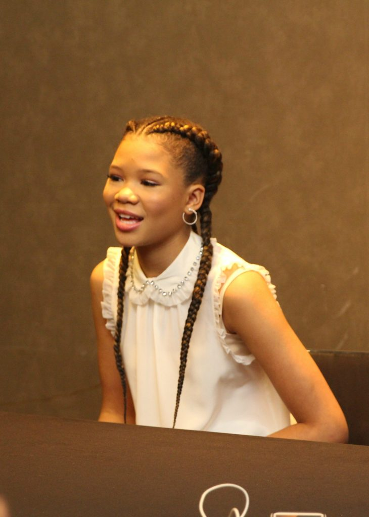 Learn about Storm Reid- A Wrinkle In Time