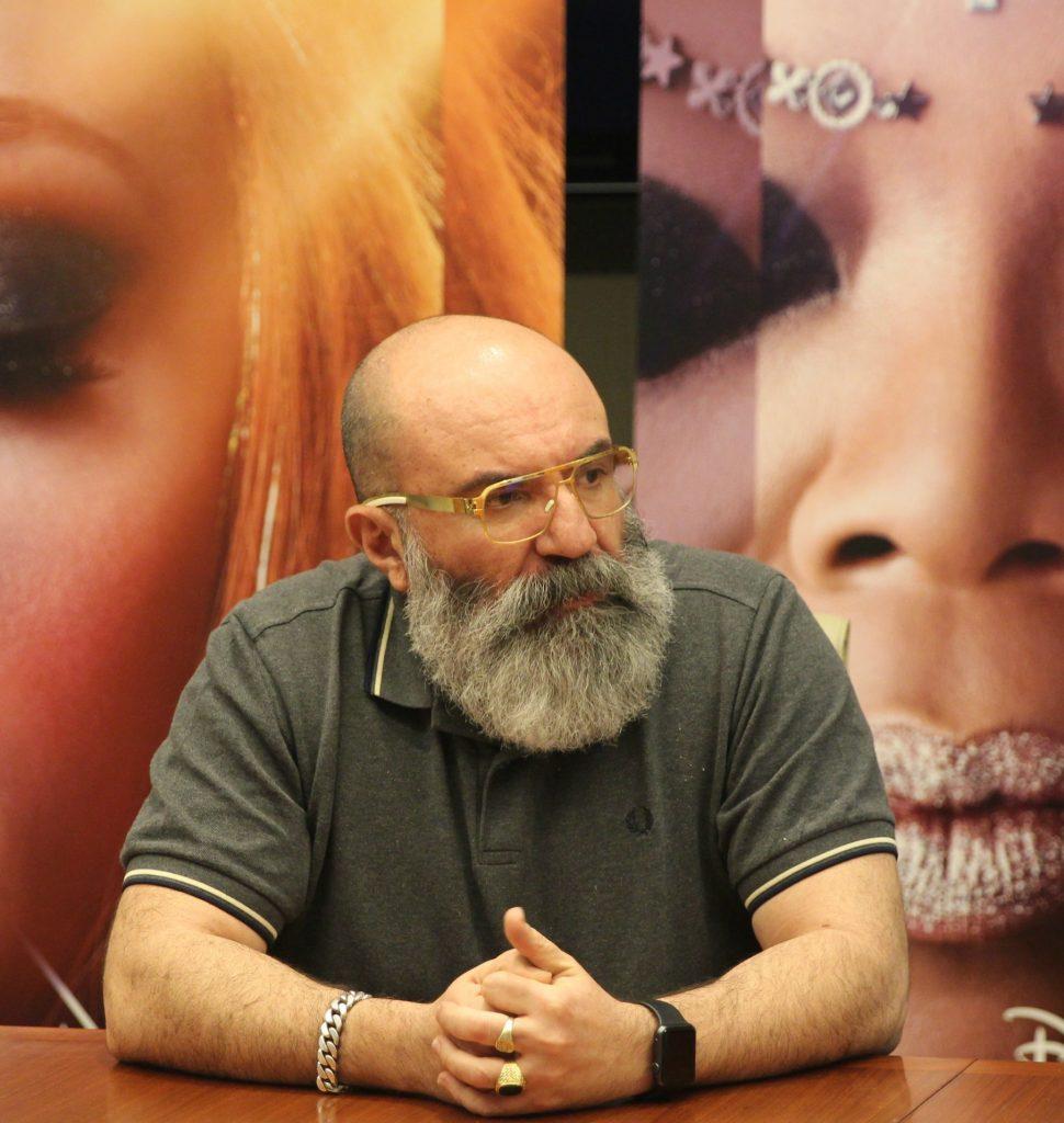 Exclusive Interview with Paco Delgado
